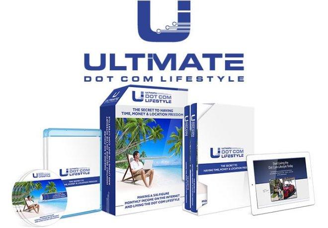 Ultimate Dot Com Lifestyle