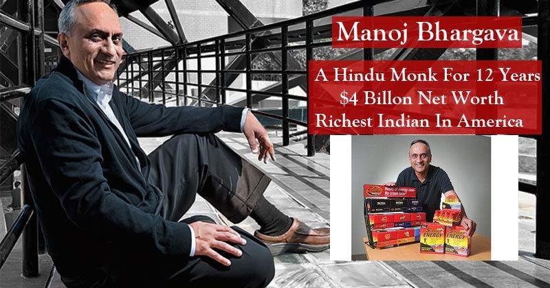 "Manoj Bhargava - Billionaire & CEO of 5 Hour Energy Drink ""Just do really useful stuff."""