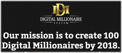 100 Digital Millionaires By 2018