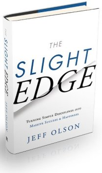 The Slight Edge -Jeff Olson