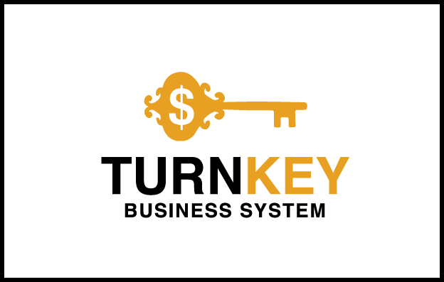 The Turnkey Business System - Shows you how to earn commissions ranging from $1,250 to $20,000 US dollars per customer.